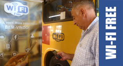 WiFi Free Bus