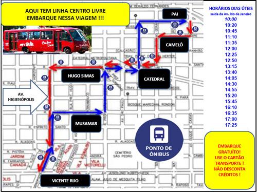 Linha Centro 001