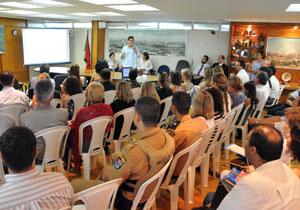 Reunião com representantes de diversos setores da sociedade civil,