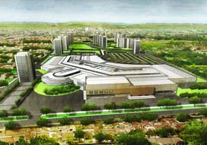 Londrina Norte Shopping retoma obras e entrega será em 2012