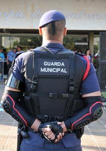 Guarda Municipal e Polícia Militar realizam operação em conjunto