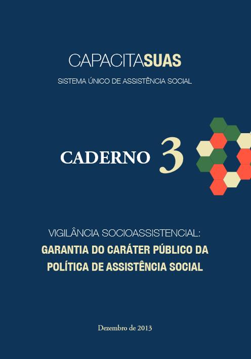 Capacita SUAS - Caderno 3